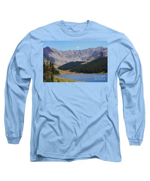 Longs Peak Colorado Long Sleeve T-Shirt