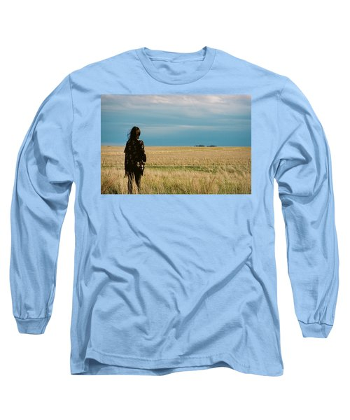 Look To The West Long Sleeve T-Shirt