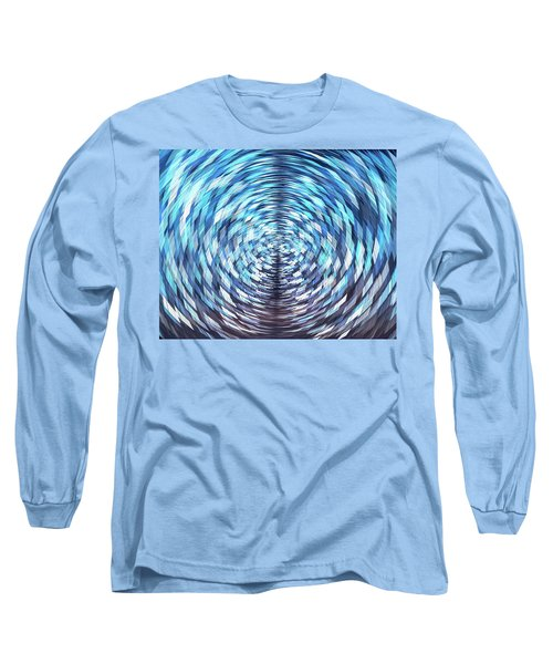 Lost In Hyperspace 10x8 Long Sleeve T-Shirt