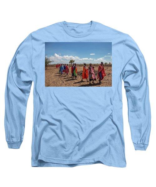 Maasi Women Long Sleeve T-Shirt