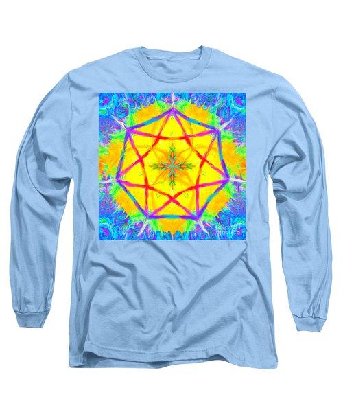 Mandala 12 9 2018 Long Sleeve T-Shirt