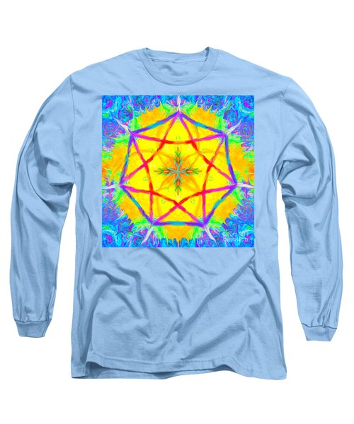 Mandala 12 9 2018 Long Sleeve T-Shirt