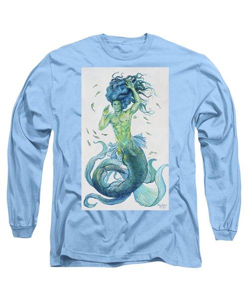 Merman Clyde Long Sleeve T-Shirt