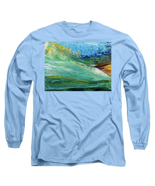Mother Nature - Landscape View Long Sleeve T-Shirt