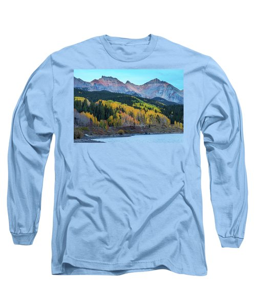 Long Sleeve T-Shirt featuring the photograph Mountain Trout Lake Wonder by James BO Insogna