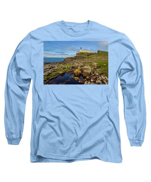 Neist Point Lighthouse No. 2 Long Sleeve T-Shirt