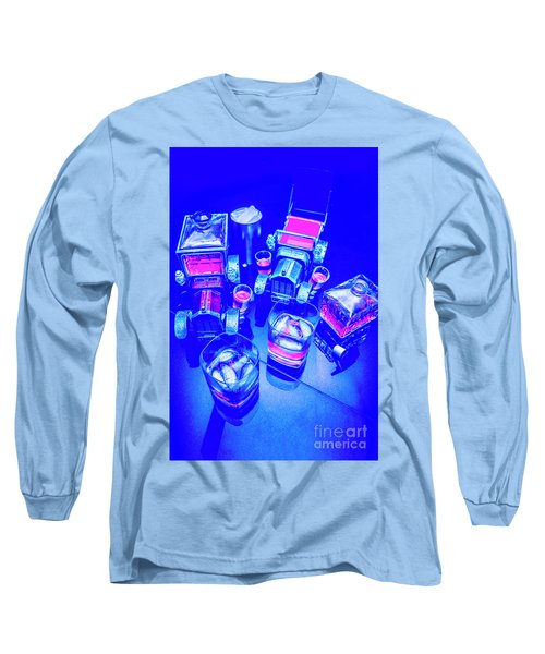 Neon Bar Long Sleeve T-Shirt