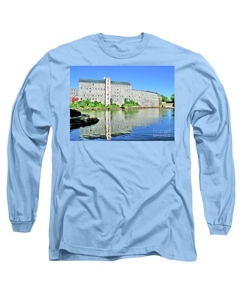 Newmarket New Hampshire Long Sleeve T-Shirt