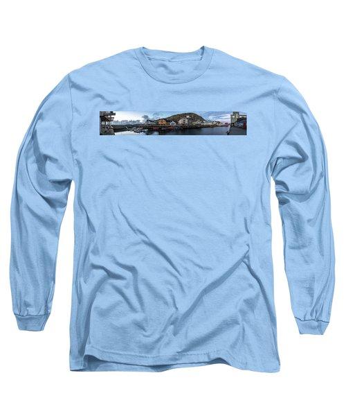 Nyksund Vesteralen Long Sleeve T-Shirt