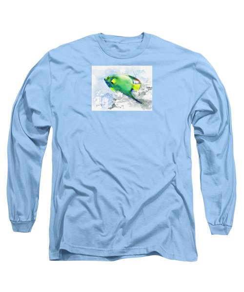 Ocean Colors Long Sleeve T-Shirt