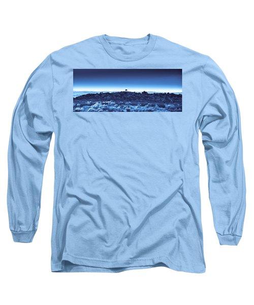 One Tree Hill -blue -2 Long Sleeve T-Shirt