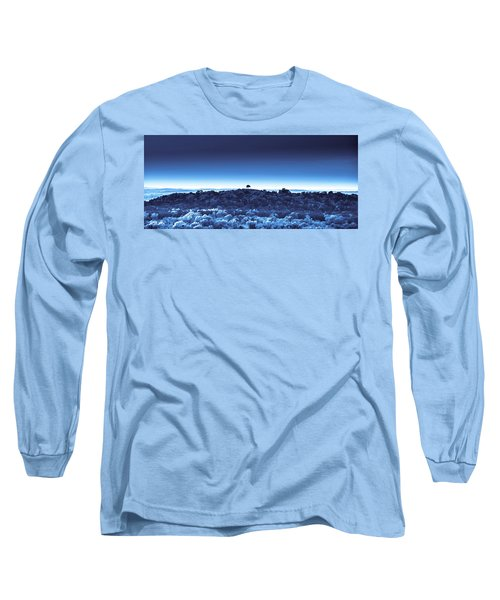 One Tree Hill - Blue - 3 Long Sleeve T-Shirt