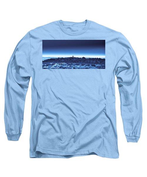 One Tree Hill - Blue 4 Long Sleeve T-Shirt