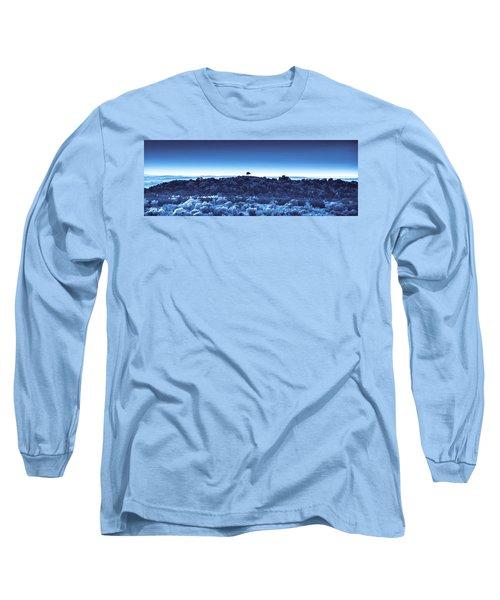 One Tree Hill - Blue Long Sleeve T-Shirt