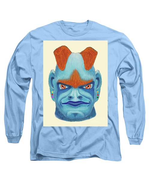 Orbyzykhan The Great Long Sleeve T-Shirt