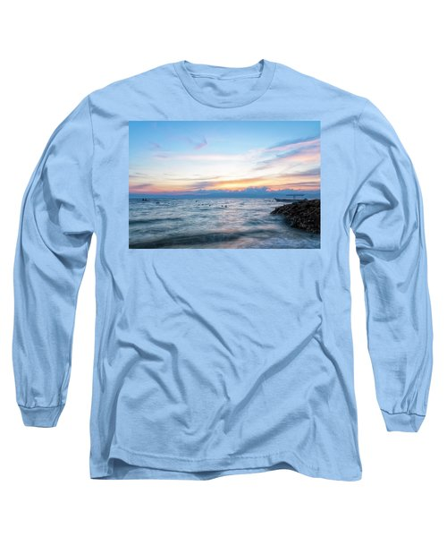 Paradise Beauty Long Sleeve T-Shirt