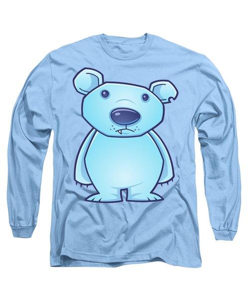 Polar Bear Cub Long Sleeve T-Shirt
