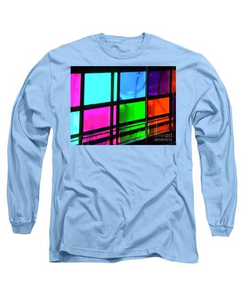Polychrome Passageway Long Sleeve T-Shirt