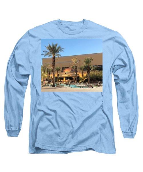 Poolside Long Sleeve T-Shirt