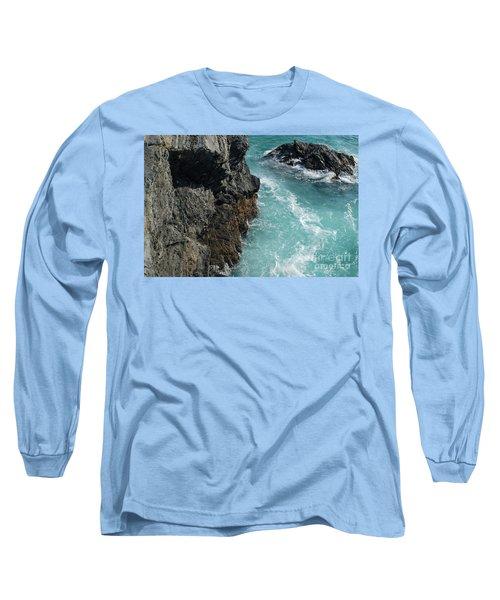 Porto Covo Cliff Views Long Sleeve T-Shirt
