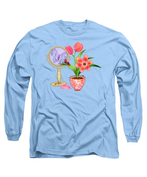 Reflection Of A Promise Long Sleeve T-Shirt
