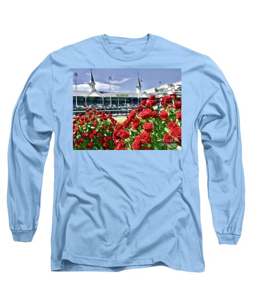 Road To The Roses Long Sleeve T-Shirt