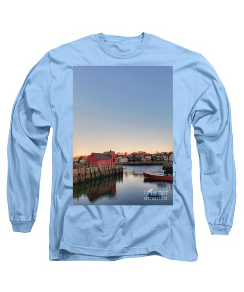 Rockport Massachusetts  Long Sleeve T-Shirt