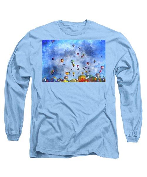 Rough Air Long Sleeve T-Shirt