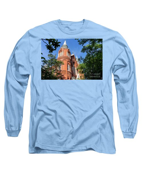 Sacred Heart Cultural Center- Augusta Ga 1 Long Sleeve T-Shirt
