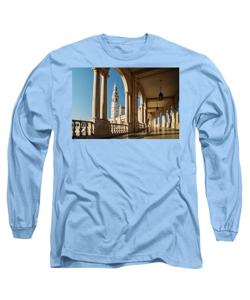 Sanctuary Of Fatima, Portugal Long Sleeve T-Shirt