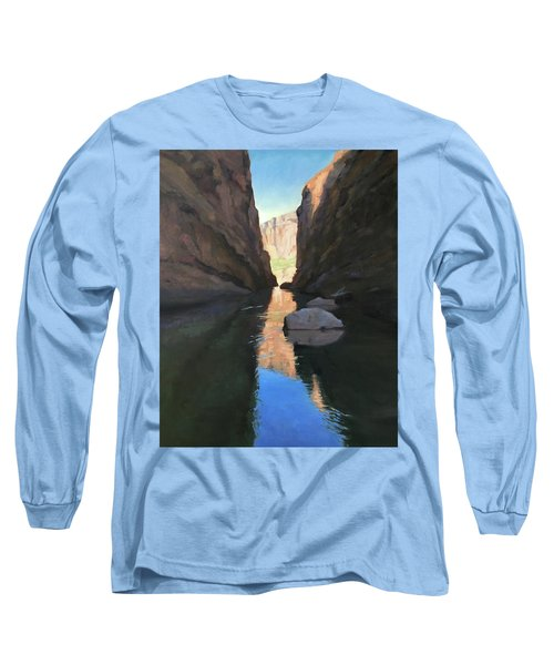 Santa Elena Canyon, Big Bend Long Sleeve T-Shirt