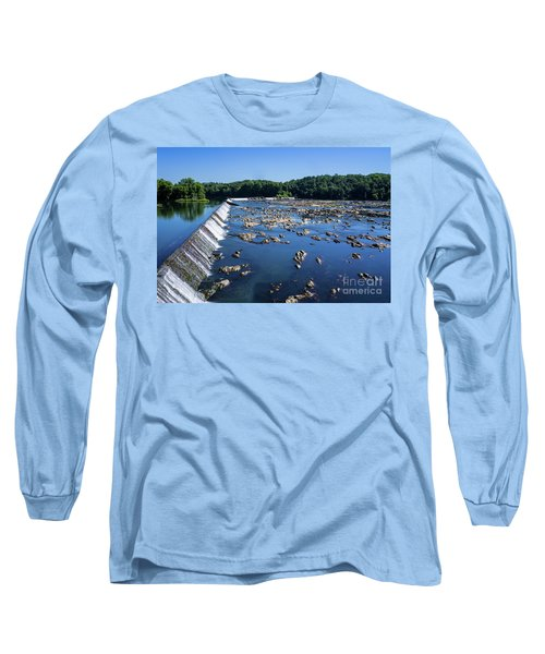 Savannah River Rapids - Augusta Ga 2 Long Sleeve T-Shirt