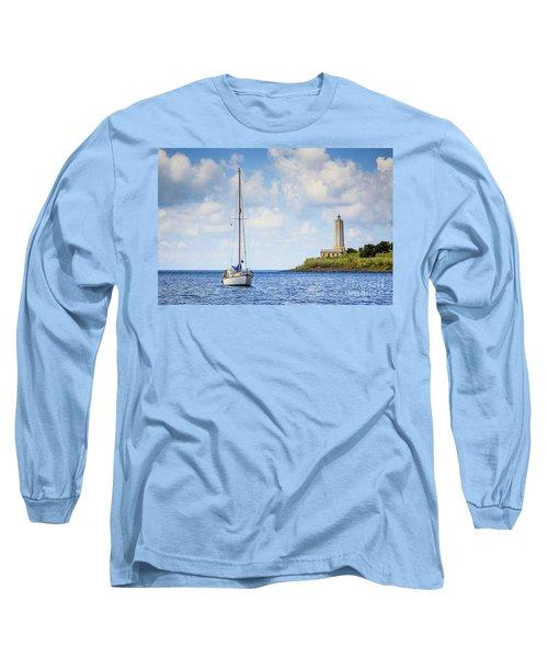 Seascapes 4 Long Sleeve T-Shirt