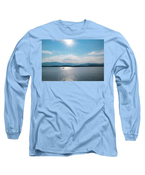 Shadow Mountain Lake Long Sleeve T-Shirt