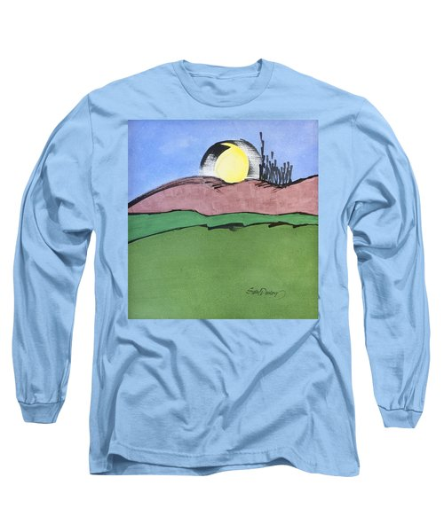 Shine On, Harvest Moon Long Sleeve T-Shirt