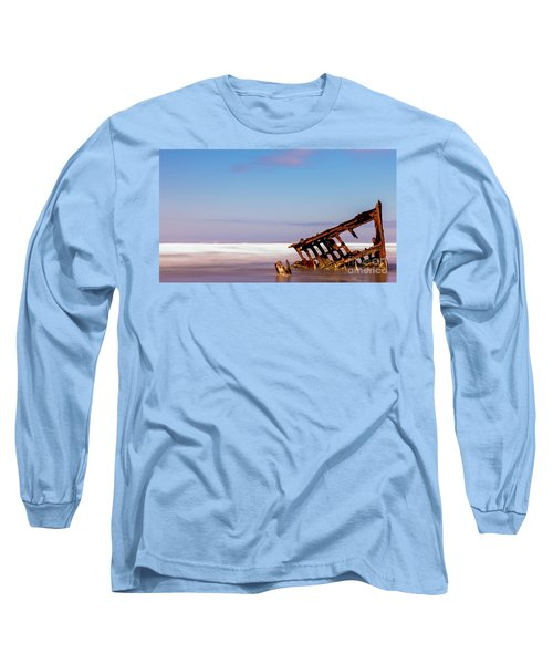 Ship Wreck Long Sleeve T-Shirt