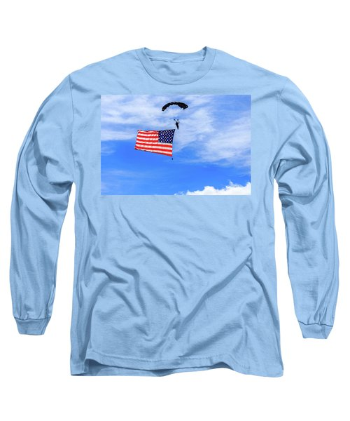 Socom Flag Jump Long Sleeve T-Shirt