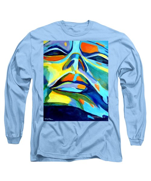 Speechless Yearning Long Sleeve T-Shirt