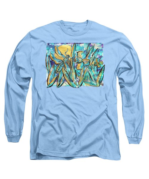 Spring Life Of Nature Long Sleeve T-Shirt
