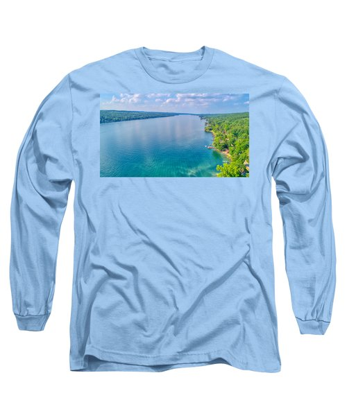 Summer On Keuka Lake Long Sleeve T-Shirt