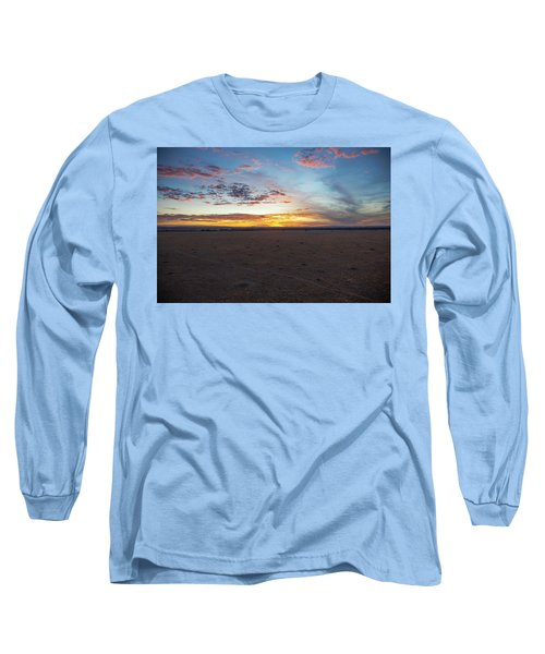 Sunrise Over The Mara Long Sleeve T-Shirt