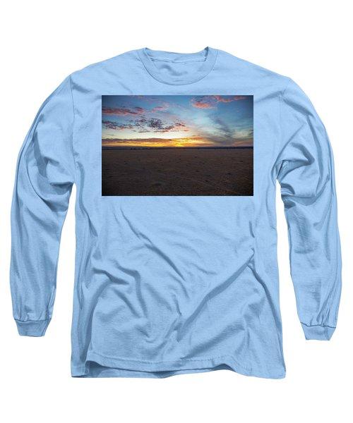Sunrise Over The Mara Long Sleeve T-Shirt