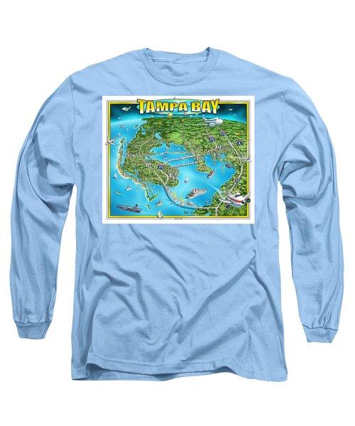 Tampa Bay 2019 Long Sleeve T-Shirt
