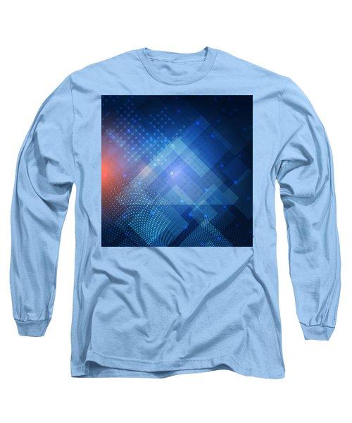 Techno 1 Long Sleeve T-Shirt