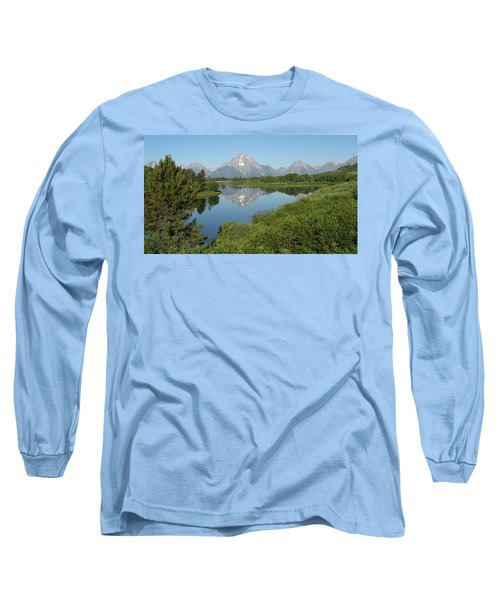 Teton Moment Long Sleeve T-Shirt