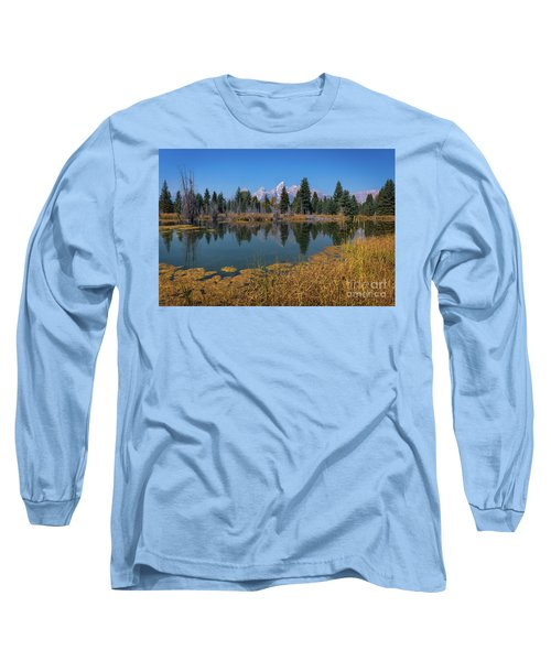 Tetons Majesty Long Sleeve T-Shirt