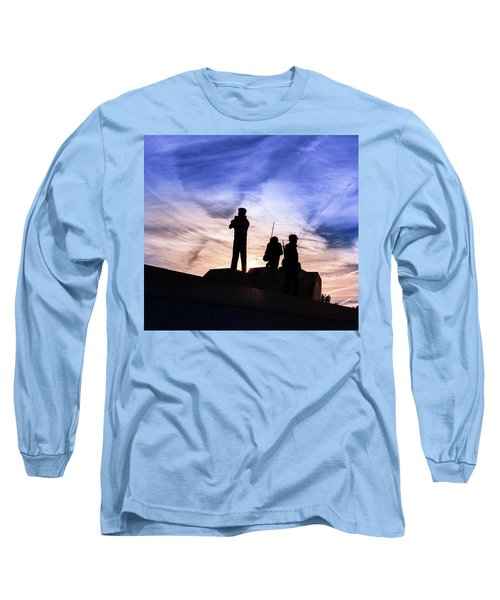 The Canadian Peacekeepers Long Sleeve T-Shirt
