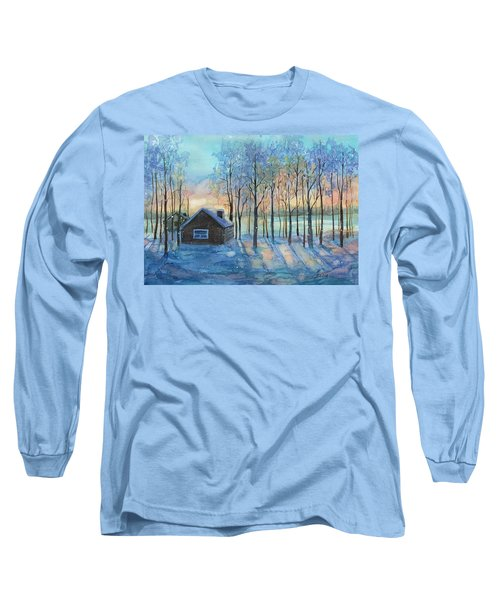 The Color Of Winter Is White ? Long Sleeve T-Shirt