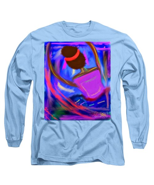 The Intercessor Long Sleeve T-Shirt