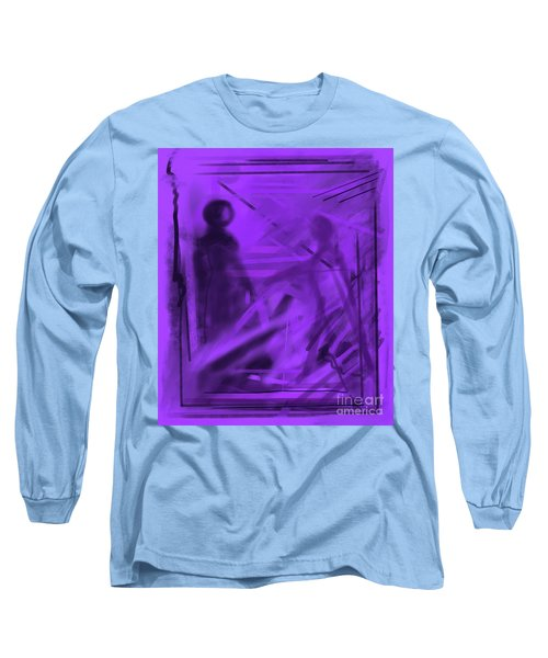 The Mystery Outside My Window Long Sleeve T-Shirt